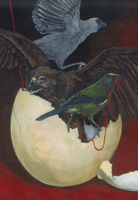 'Hatched' by Penny Howard