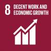 Goal 8: Decent work & economic growth