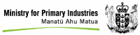 Ministry for Primary Industries (MPI) logo