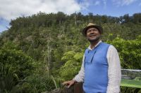 Stanley Bellgard says innovative science will help catch a pathogen killing kauri forests. Photo: Peter Meecham