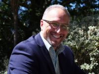 Holden Hohaia, our new General Manager for Māori Development