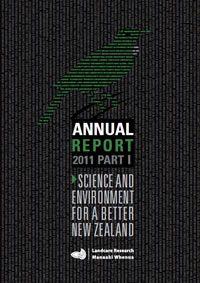 Annual Report cover 2011