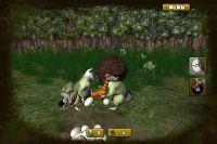 Stompy the Kiwi busy eradicating zombie possums