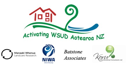 WSUD participants
