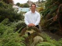 Keith Ikin, our new General Manager Māori Development