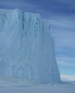 Cape Barne Glacier. Image - Kerry Barton