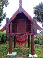 The pātaka kai Te Huahua o Kinohaku