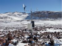 Mt Fleming climate station