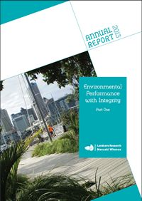 Annual Report 2013 cover