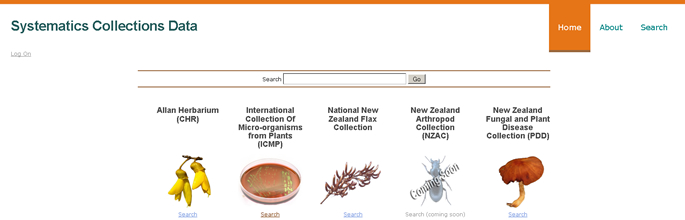 Systematics search banner