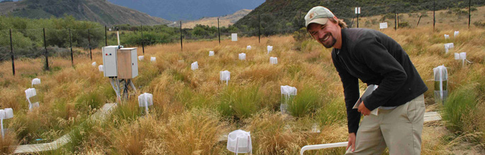 Greenhouse gas monitoring in the field