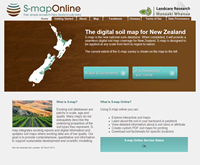 S-map Online home