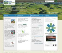 NLCR website