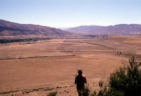 Inland outwash gravels in the upper Clutha Valley (Peter Williams)