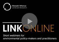 LinkOnline seminar series