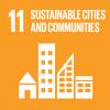 Goal 11: Sustainable cities & communities