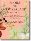 Flora of New Zealand Volume IV