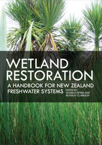 Cover of the Wetlands Restoration Handbook