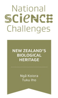 The NZ Biological Heritage is one of 11 National Science Challenges.