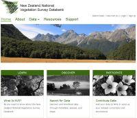 NVS homepage