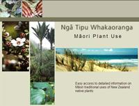 Ngā Tipu Whakaoranga Home