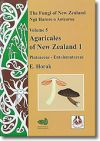 Fungi of NZ Series Vol 5 cover
