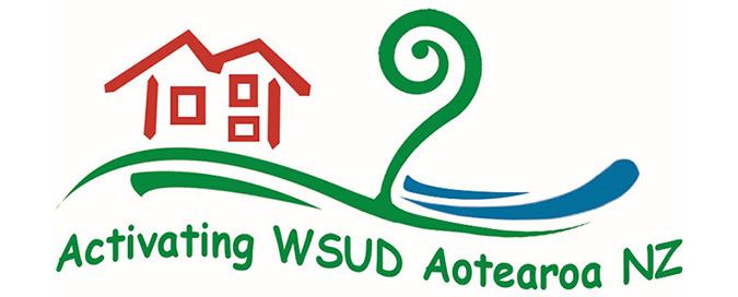 Water-sensitive urban design: logo