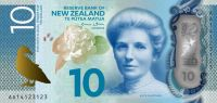 Kate Sheppard, a prominent leader of the campaign to give women the vote in New Zealand. NZ was the first country in the world to achieve this in 1893.