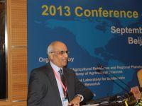 Landcare Research scientist Professor Surinder Saggar.