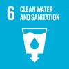 Goal 6: Clean water & sanitation