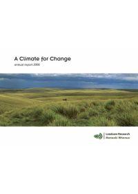 Cover, Annual Report 2008